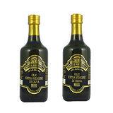 即期品義大利法蘭朵精選特級初榨未過濾橄欖油(0.5LT)x3瓶