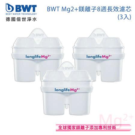【BWT】 Mg2+鎂離子8週長效濾芯 3入