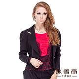 【麥雪爾】公主袖修身西裝外套
