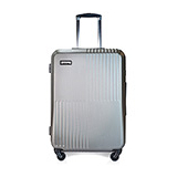 【無上尊榮】純PC24吋極緻輕量防刮海關鎖行李箱/旅行箱