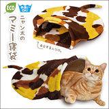天然竹編《橢圓形寵物健康竹蓆M》自然散熱.舒爽涼墊