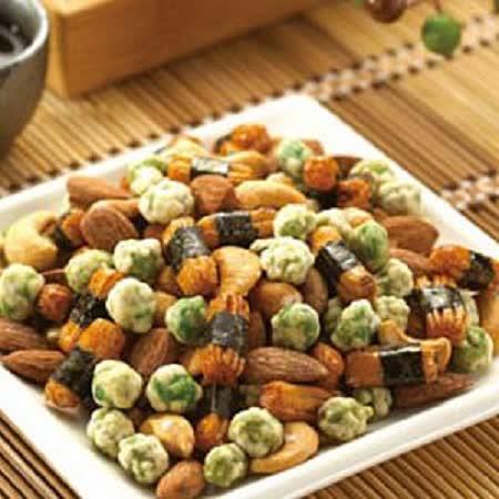 【任選3包】【上野物產】米菓(頭等艙、商務艙、經濟艙)