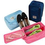 【韓版】wanna be a traveler 便攜式旅行鞋袋