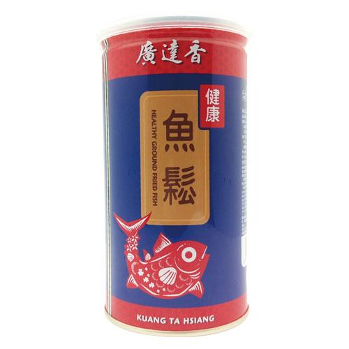 廣達香健康旗魚鬆230g