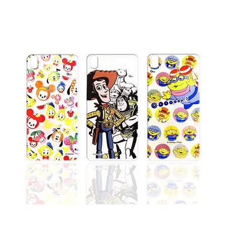 迪士尼授權正版 Disney HTC Desire 816 / d816x 透明彩繪軟式保護殼 手機殼(玩具總動員/米奇款)