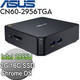 ASUS華碩 CN60【輕薄靈巧】Intel 2955U迷你電腦(CN60-2956TGA)