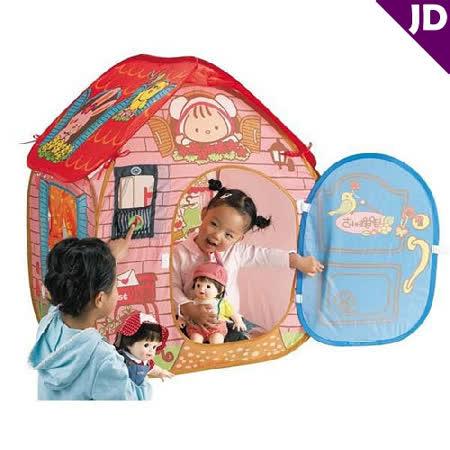 【日本POPO-CHAN】POPO-CHAN的新家(附門鈴+對講機玩具) AI272