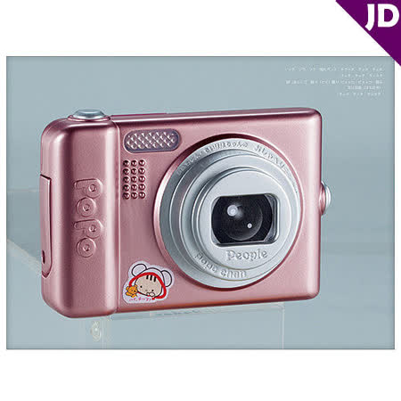 【日本POPO-CHAN】會說話的數位相機 AI259