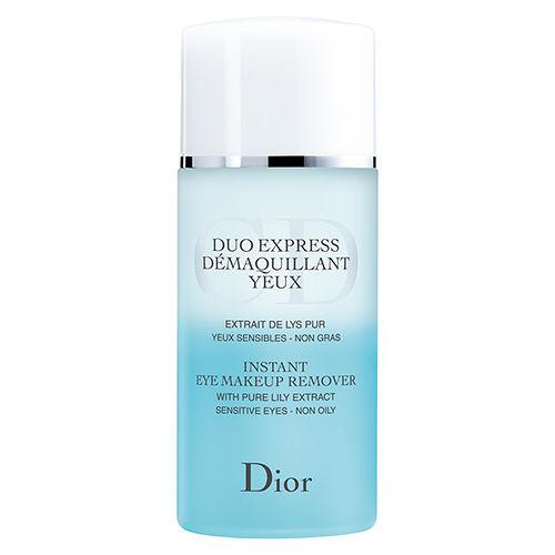 Dior 迪奧 雙效眼妝卸除液 125ml【無盒裝】