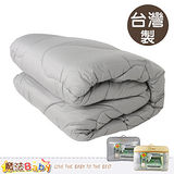 魔法Baby~台灣製造竹炭舒適雙人棉被~id543-022