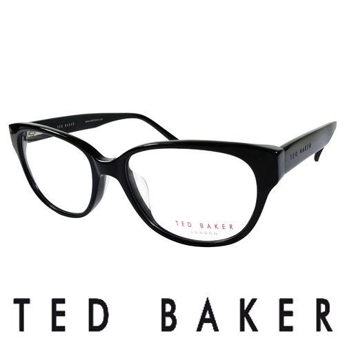 TED BAKER 倫敦  光學鏡框 ^(黑色^) TB9053~001