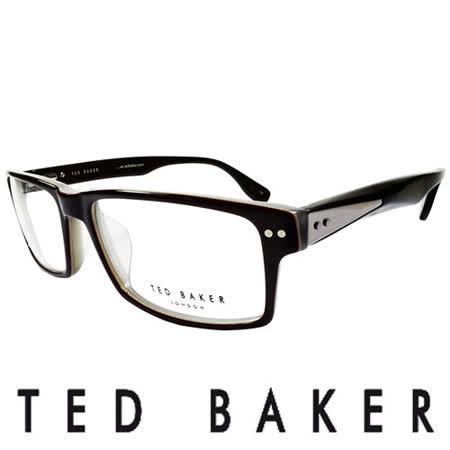 TED BAKER 倫敦個性都會造型眼鏡 (咖啡) TB8068-104