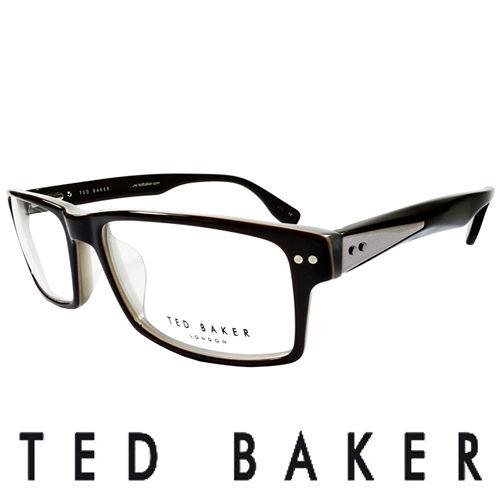 TED BAKER 倫敦 都會 眼鏡 ^(咖啡^) TB8068~104