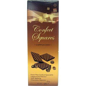 德國艾莎緹卡布奇諾黑巧克力薄片96g