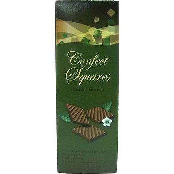 德國艾莎緹薄荷黑巧克力薄片 96g