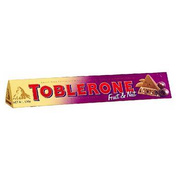 瑞士 三角巧克力葡萄堅果 100g