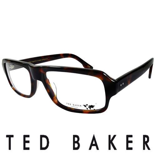 TED BAKER 倫敦  眼鏡 ^(琥珀^) TBG012~178