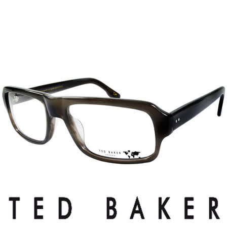 【勸敗】gohappy 購物網TED BAKER 倫敦經典個性造型眼鏡 (灰) TBG012-922開箱遠東 汽車 百貨