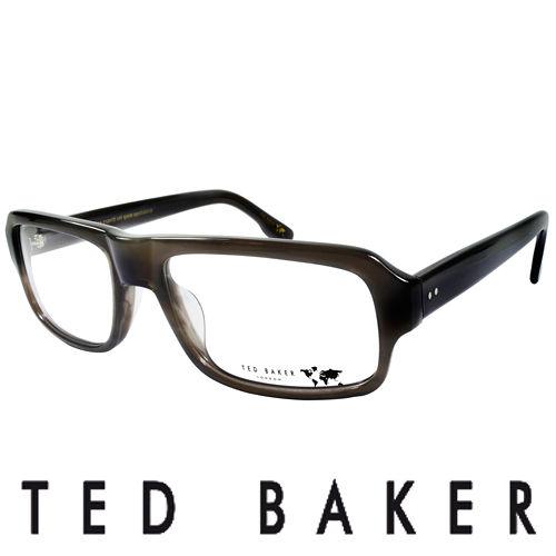 TED BAKER 倫敦  眼鏡 ^(灰^) TBG012~922