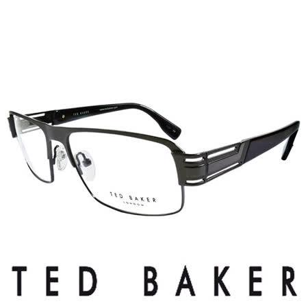【網購】gohappy 線上快樂購TED BAKER 英倫簡約風格造型光學鏡框(黑) TB4194-961心得愛 買 永和 店