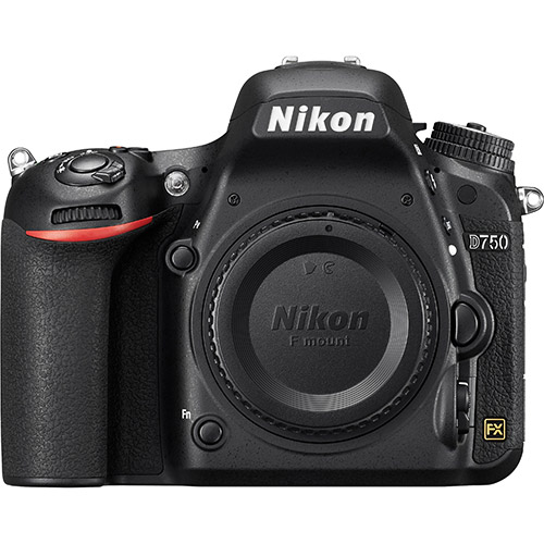 Nikon D750 單機身-全片幅數位單眼相機(公司貨)-加送64G C10記憶卡+原廠電池(含標配共兩顆)+減壓背帶+大吹球清潔組+專用快門線+HDMI