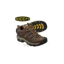 【美國 KEEN 】男款 KOVEN WP 專業健行登山鞋_1011543 咖啡