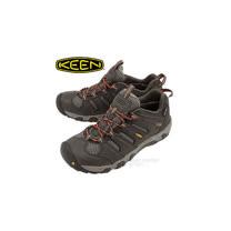 【美國 KEEN 】男款 KOVEN WP 專業健行登山鞋_1011544 深灰