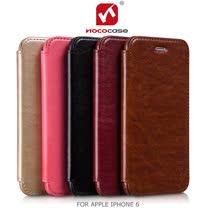 HOCO APPLE iPhone 6 4.7吋 復古系列 經典側翻皮套