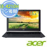 Acer VN7-591G-54YU 15.6吋 i5-4210H 雙核 2G獨顯FHD進化輕薄電競筆電–送靜電除塵器+水療按摩器