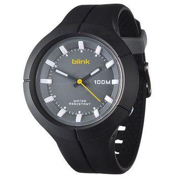 JAGA  捷卡 blink 果凍繽紛潮流防水指針錶 AQ1008-A