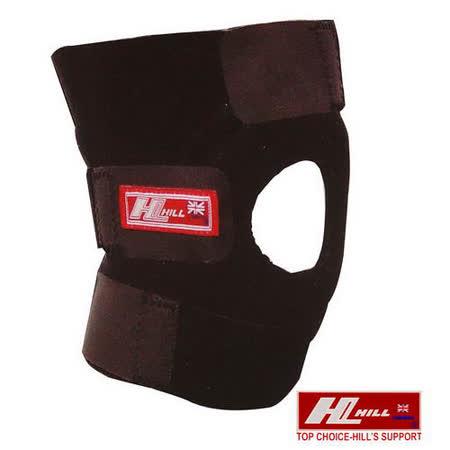 【HILL】肢體護具/未滅菌-簡易型運動用護膝-F(S-10)