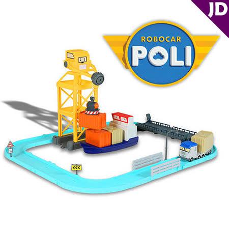 【POLI 變形車系列】貨運站遊戲組 RB83083