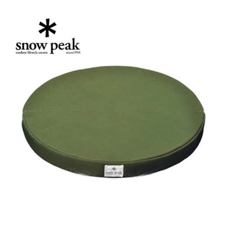 【Snow Peak】日本 公司貨 Lounge 坐墊_綠 TM-096GR