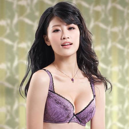 【莎薇】好愛現系列D罩杯內衣(薰衣紫)