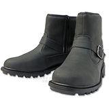 【黑騎士】男新款 簡約時尚男中筒保暖雪靴_SN200