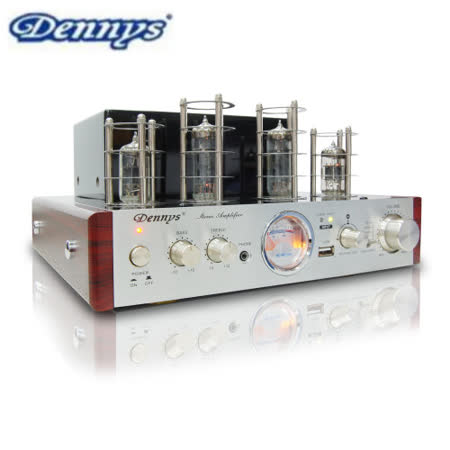 Dennys天籟發燒USB/藍牙/真空管擴大機(AV-814)