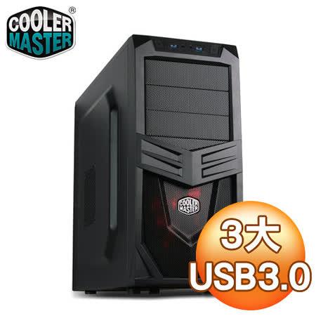 Cooler Master 酷碼 K281 黑3大電競機殼