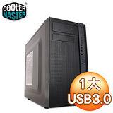Cooler Master 酷碼 N200豪華版 U3黑1大電腦機殼