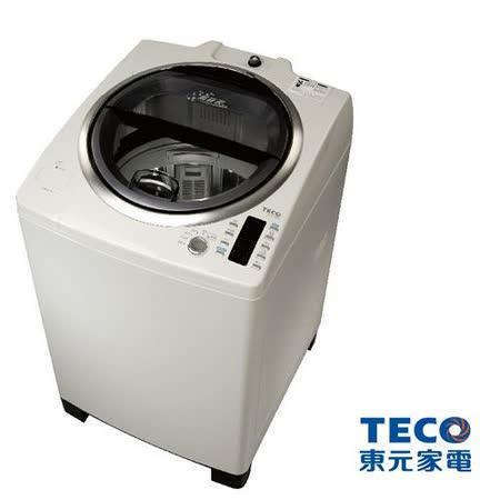 TECO東元 14公斤超音波不鏽鋼單槽洗衣機(W1480UN)