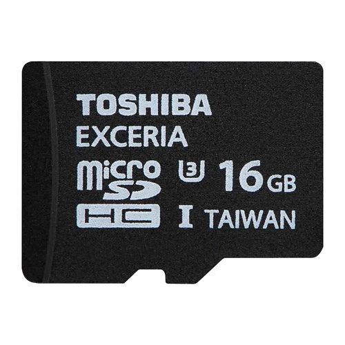 TOSHIBA EXCERIA 16GB microSDXC UHS~3 記憶卡 ~ 加送