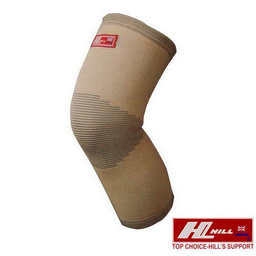 【HILL】肢體護具/未滅台北 愛 買菌-竹炭針織護膝-2入(S-27)