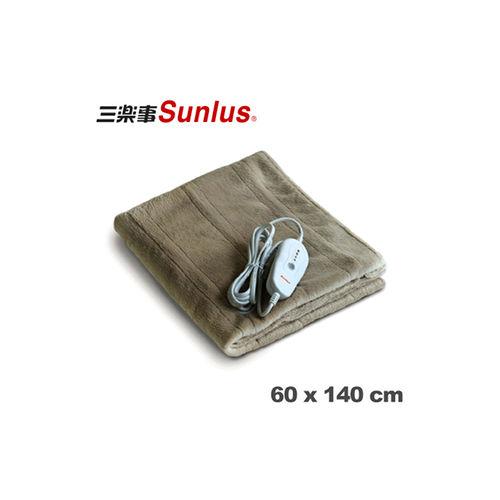 Sunlus全 聯三樂事隨意披蓋電熱毯