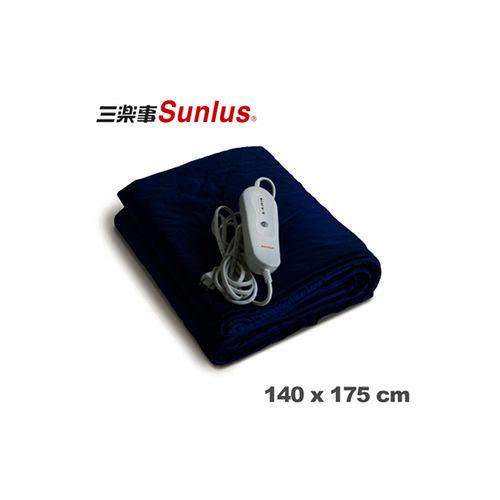 Sunlus三sogo 網樂事輕巧睡袋電熱毯
