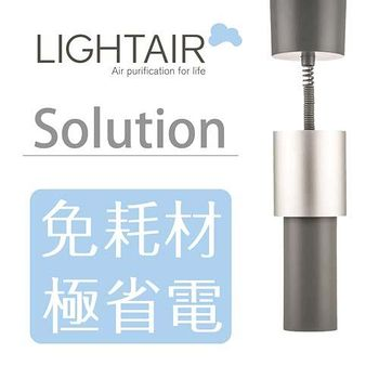 瑞典 LightAir IonFlow 50 負離子空氣清淨機_Solution (2月底前限量送TIFFANY骨瓷馬克杯)