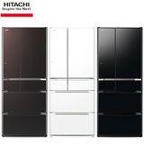 HITACHI日立 620公升日本原裝變頻六門冰箱(RSF6200E)送安裝+好禮2選1