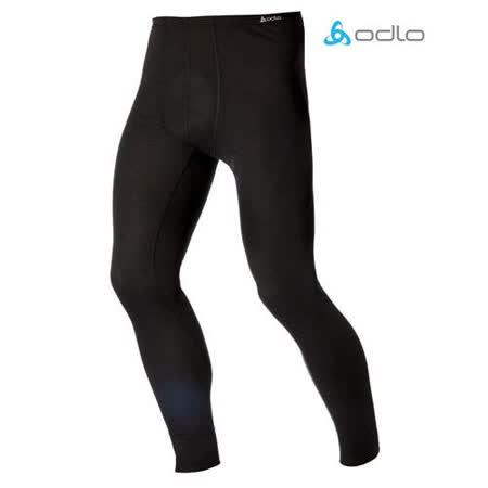 【瑞士 ODLO】warm effect 男機能型銀離子保暖長褲.內搭褲.衛生褲.保暖褲 #152042