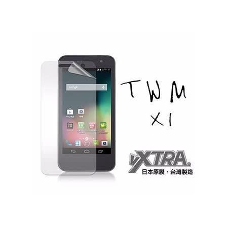 VXTRA 台哥大 TWM Amazing X1 高透光亮面耐磨保護貼