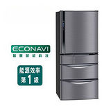 『Panasonic』☆國際牌 智慧節能 560公升五門電冰箱 NR-E567MV