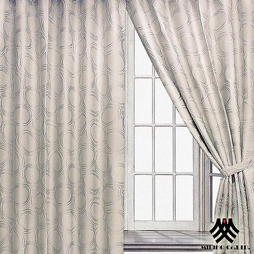 《M.B.H─波爾圓舞》半腰穿掛窗簾(米)(270*230cm)