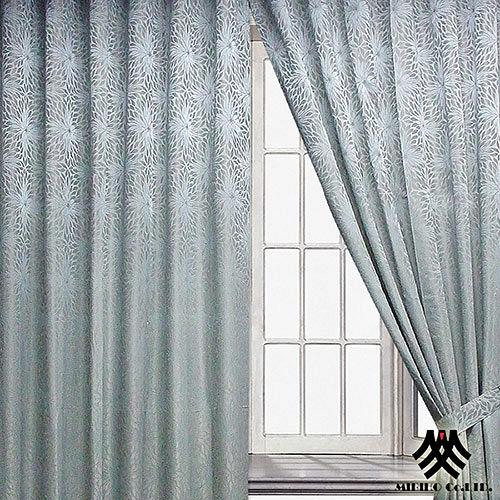 《M.B.H─綠藝典藏》半腰穿掛窗簾(270*165cm)